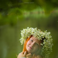 на ивана купала... :: Виктория Гринченко