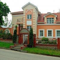 Мини-дворец на Скоморошинской :: Александр Буянов