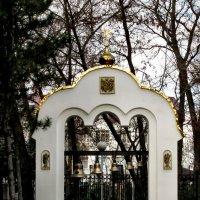Звонница храма Димитрия Донского... :: Тамара (st.tamara)