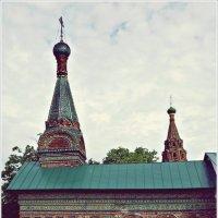 Притвор храма. :: Владимир Валов