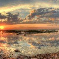 Панорама заката :: Сергей Григорьев