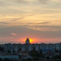 Мой город :: Андрей Афанасьев
