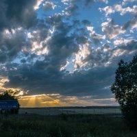 Закат :: Михаил Афанасьев
