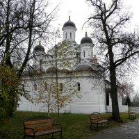 Церковь Живоначальной Троицы в Хорошёве :: Ирина Семина - IrVik