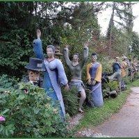 Парк скульптур Париккалы :: Вера