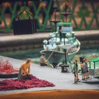 Жизнь Пуэрто де ла Круз в миниатюре :: Кристин Чаговец