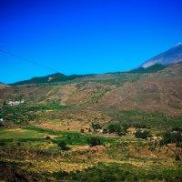 Панорама на самой верхушке острова Тенерифе :: Кристин Чаговец