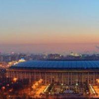 Панорама Москвы :: Павел Чекалов