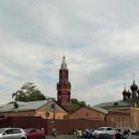 Никольский единоверческий мужской монастырь :: Александр Качалин