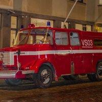 Пожарная техника :: Александр Паркинен