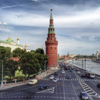 Кремлевская набережная :: Ирина Бирюкова