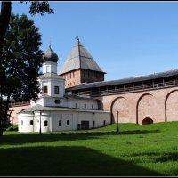 Покровская церковь в Кремле Новгорода Великого :: Вера