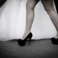 каждая девчонка мечтает стать невестой :: елена брюханова
