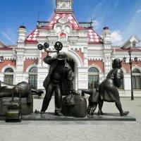 Семейная идиллия :: Светлана Игнатьева