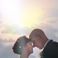 Влюблённые Светлана и Сергей :: Анна Смирнова