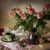 С розами... :: Bosanat