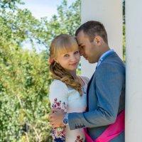 Свидетель с подружкой :: Sergey Serov
