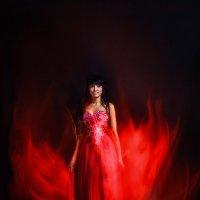 Огненный цветок :: Катерина М