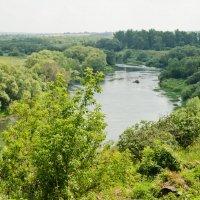 Река Ока в Белёве. :: Виктор Евстратов