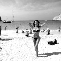 Бухта Навайо, остров Закинф, Греция :: Анна К