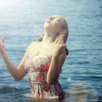 из воды :: Кристина Козак
