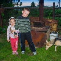 Лето в деревни :: agban99