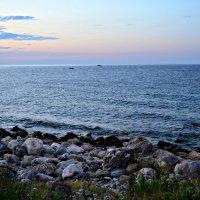 Море вечером... :: Галина Давыдова