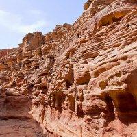 цветной каньон в Египте :: Роман Грачев