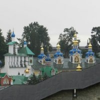 Печорские купола :: Наталья Левина