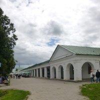 Торговые ряды (Гостиный двор) :: Galina Leskova