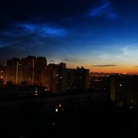 Ночное небо :: Anton Kudryavtsev