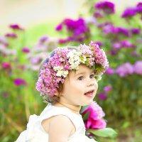 Маленькая принцесса :: Юлия Зубкова