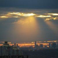 Закат солнца :: Эрик Делиев