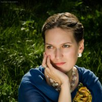 Анастасия :: Анастасия Светлова