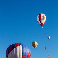 Воздушные шарики :: Erizo Espinoso