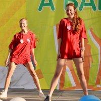 Спортивный танец :: Владимир Болдырев