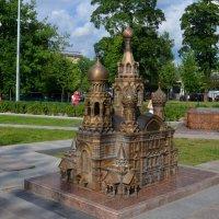 Петербург в миниатюрах :: Таня Фиалка