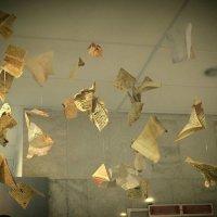 Старые военные письма :: Валерия Баркова