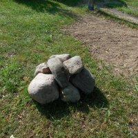 Время собирать камни.... :: Мила