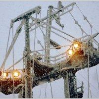 Снегопад... :: Кай-8 (Ярослав) Забелин