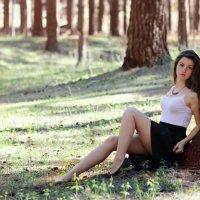 лес :: Алена Назарова