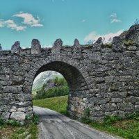 Старинный мост 1889 года :: Светлана Игнатьева