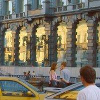 Золотые окна :: Григорий Кучушев