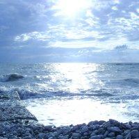 Самое синее море, Чёрное море моё! :: Андрей Печерский