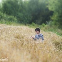 в поле :: Anya Mtv