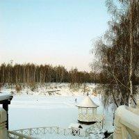 Воспоминание о снежной зиме :: Александр Буянов