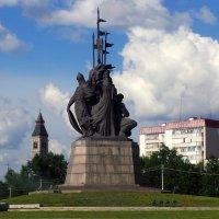 основателям сибири :: Олег Петрушов