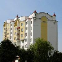 Дом на ул.Первомайской :: Владимир Гилясев