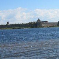 Ореховый остров. Шлиссельбургская крепость. :: Маера Урусова