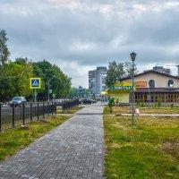 Улица Энергетиков в городе энергетиков :: Михаил (Skipper A.M.)